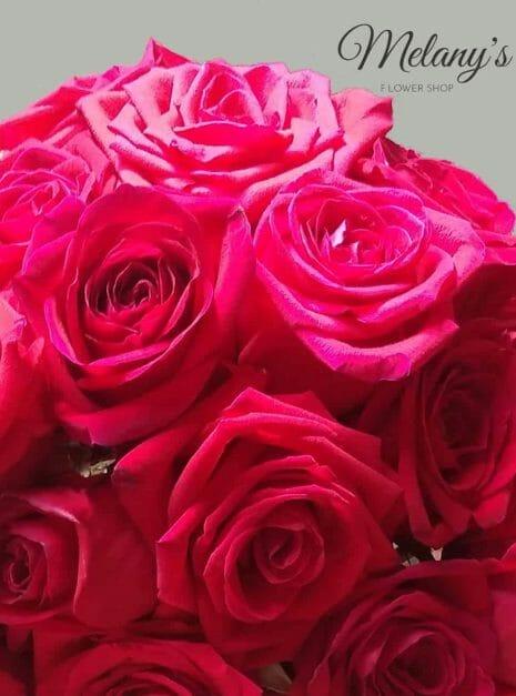 rosas en jarron (5)