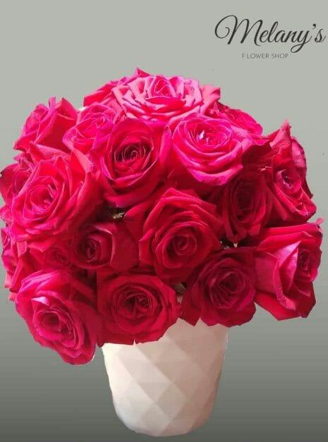 rosas en jarron (6)